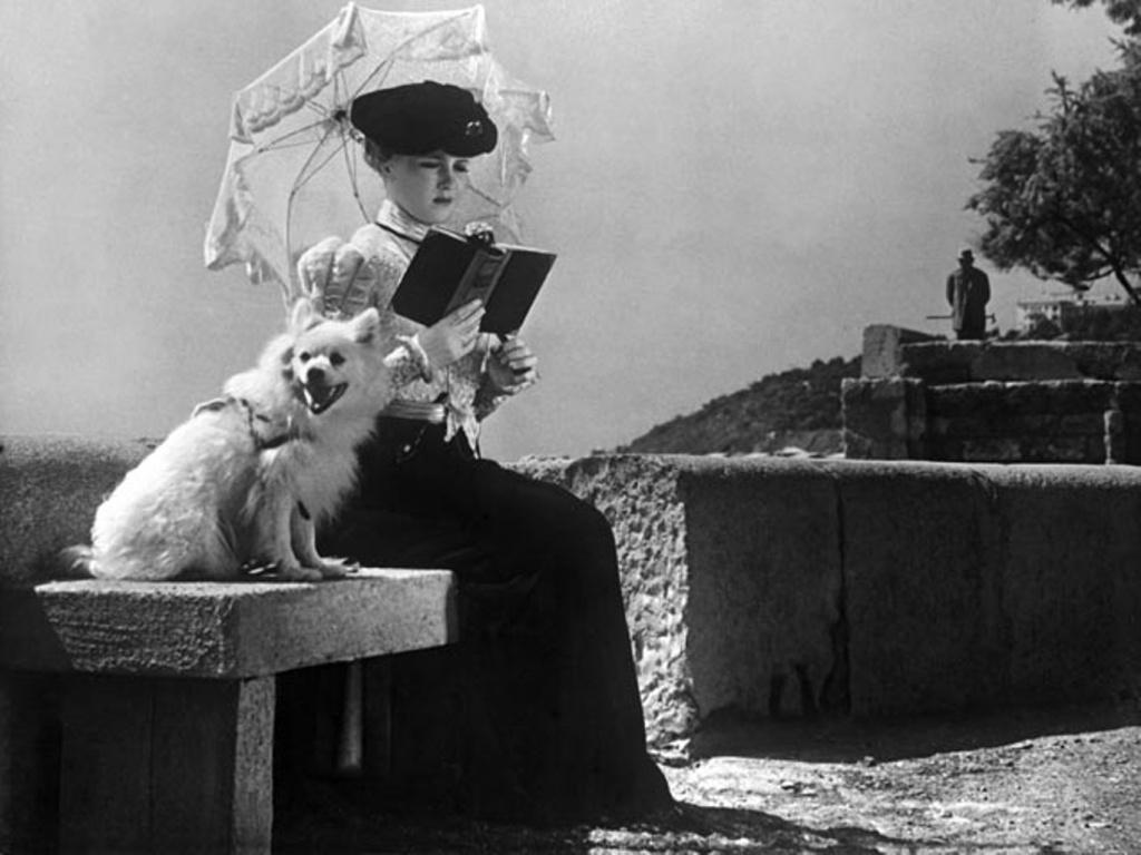 Дама с собачкой картинки по чехову
